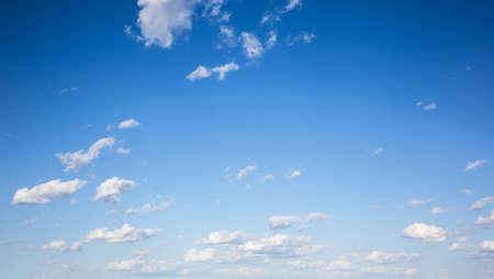 Clouds with blue sky Фото со стока
