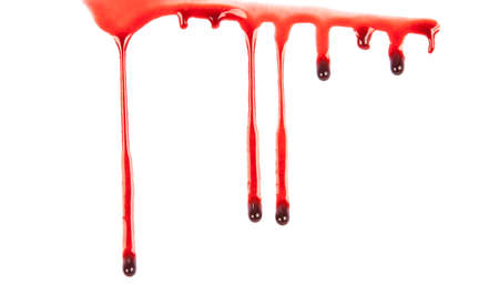 Blood Dripping photo