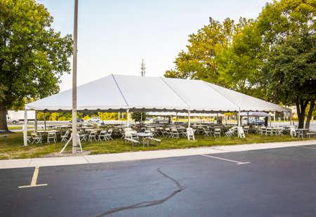 Weiß Bankett Hochzeit Zelt oder Festzelt