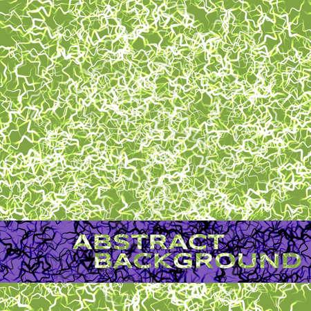 alfalfa: lines vector background Illustration