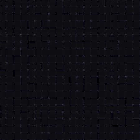 Technical grid Çizim