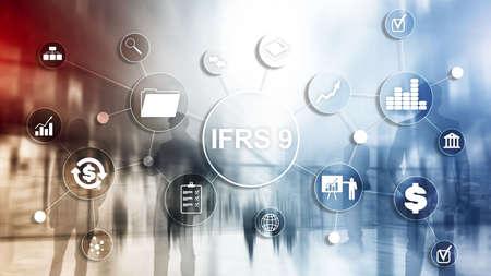 IFRS International Financial Reporting Standards Regulation instrument.