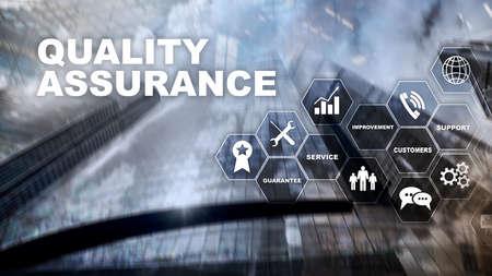 Il concetto di garanzia della qualità e impatto sulle imprese. Controllo di qualità. Garanzia del servizio. Tecnica mista.