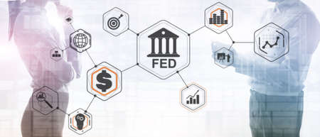 Federal Reserve System. FED. Financial Business Background