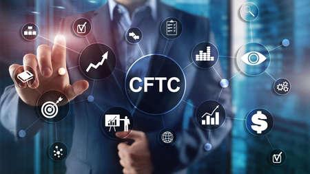 CFTC nous concept de réglementation du financement des affaires de la commission de négociation des contrats à terme sur les produits de base