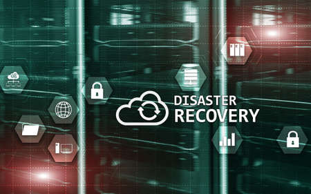 Disaster Recovery. Backup of your business. Project 2020.