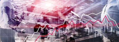 Real estate investment trust REIT. Finacial concept 2020. Banque d'images