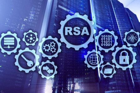 RSA. Rivest Shamir Adleman cryptosystem. Cryptography and Network Security.