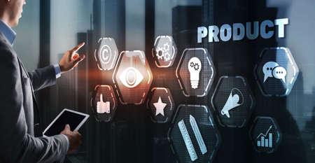 Joint development of a new product. Business Technology Internet 免版税图像