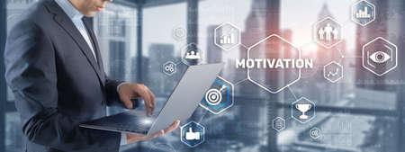 Motivation strategy coaching training success successful Stockfoto