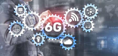 6G Modern Industry High Speed Communication Technology