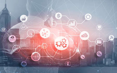 Innovation Automation Software Technology Process System Business