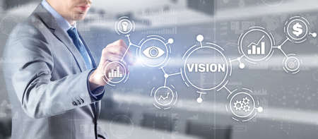 Vision Direction Future Business Inspiration Motivation Concept 版權商用圖片