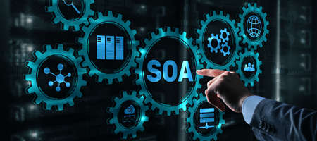 Business model and Information technology concept for Service SOA