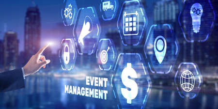Event management project management creation and development of small and or large scale personal or corporate events