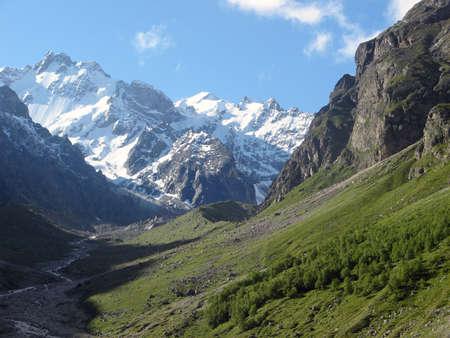 caucasus Stock Photo - 5746918