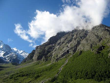 caucasus photo