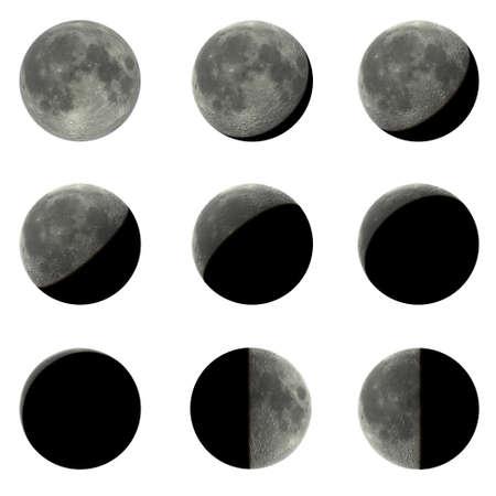 Moon Stock Photo