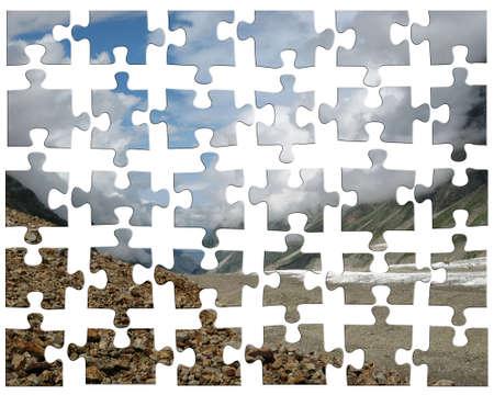 Puzzle Stock Photo - 5810378
