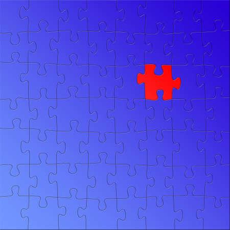 Puzzle Stock Photo - 5810360