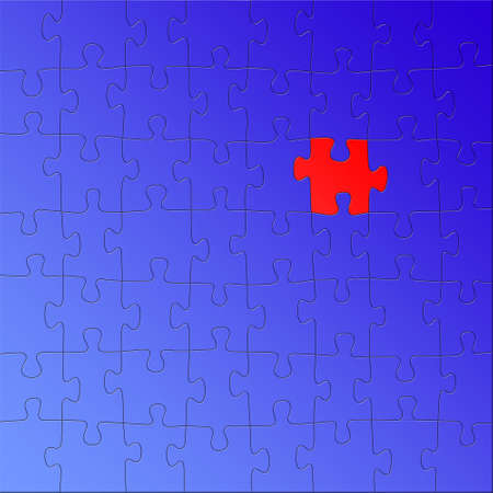 puzzling: Puzzle Stock Photo