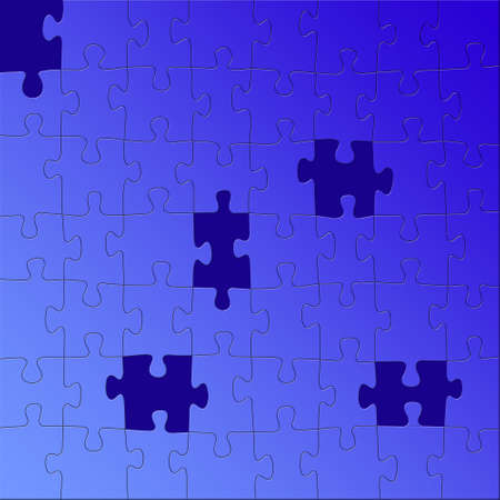Puzzle Stock Photo - 5810358