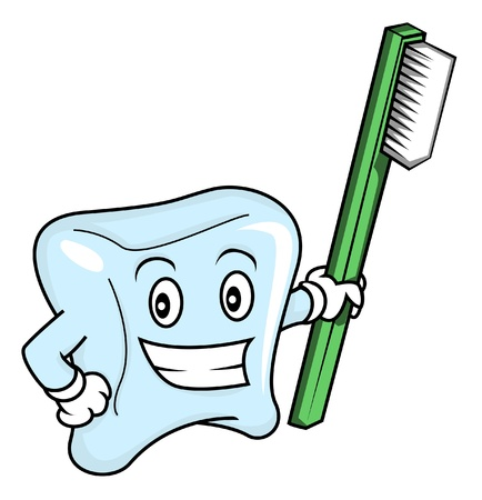 tooth smile  Illustration