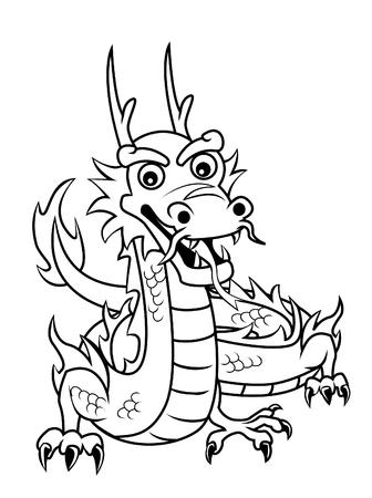 dragon Stock Vector - 24336263