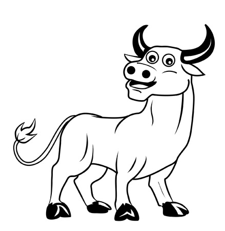 taurus Stock Vector - 24336274