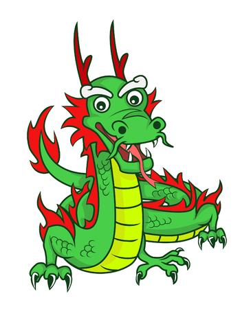 tatouage dragon: dragon