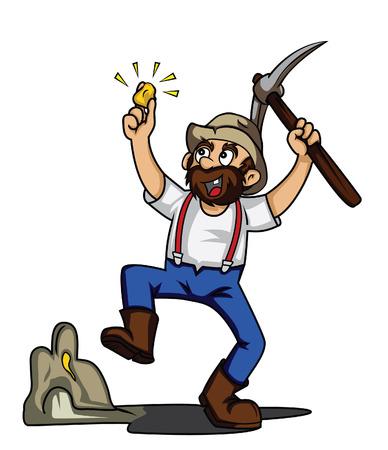 masculino: la Minner oro