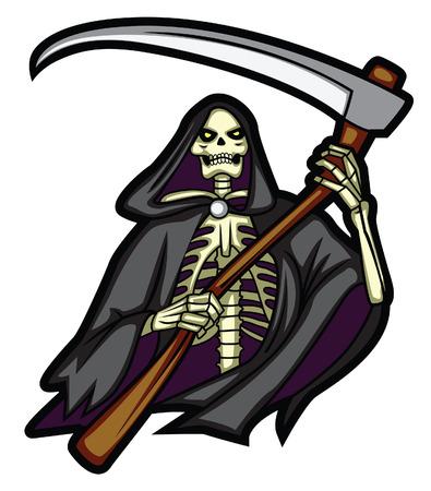 grim: grim reaper Illustration