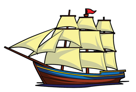 Schiffs-Boots- Standard-Bild - 31714171