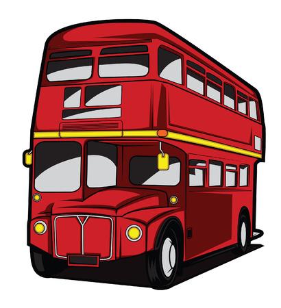 bus anglais: Angleterre Bus