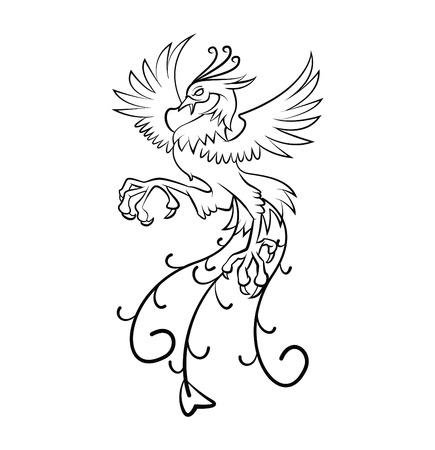 Phoenix Vector