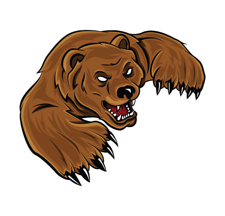 wild bears: Bear
