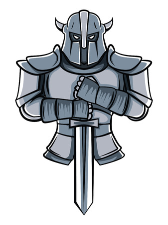 Knight Reklamní fotografie - 31712036