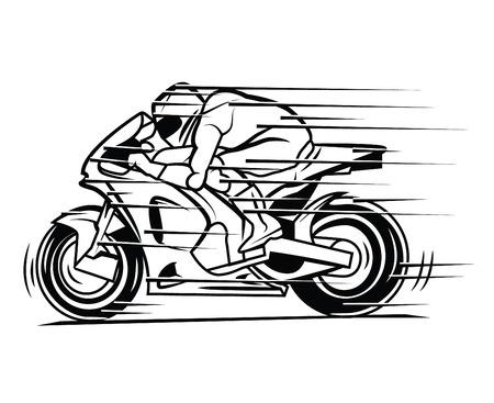 gp: moto race