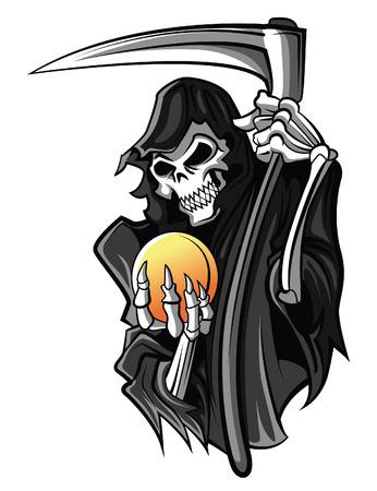 Grim Reaper  イラスト・ベクター素材
