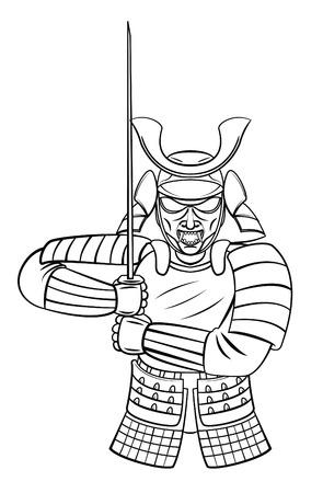 guerrero samurai: Samurai Warrior