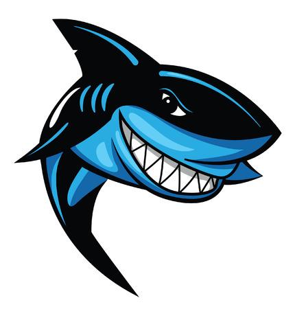 Shark Vector Illustration Vector