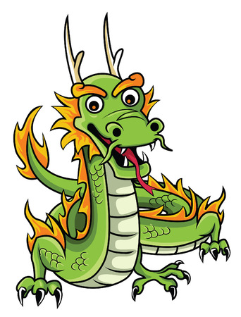 dragon Stock Vector - 31651368