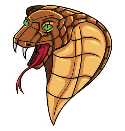 cruel: cobra
