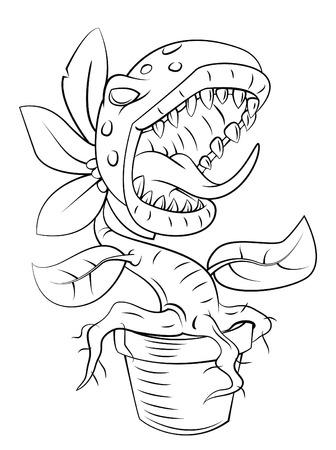 fly: Plant Monster