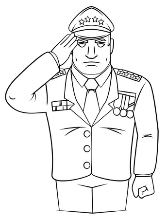 army soldier: General Army