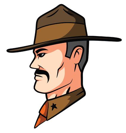 Sherif Vector