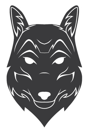 wolf head: Wolf Head Tattoo