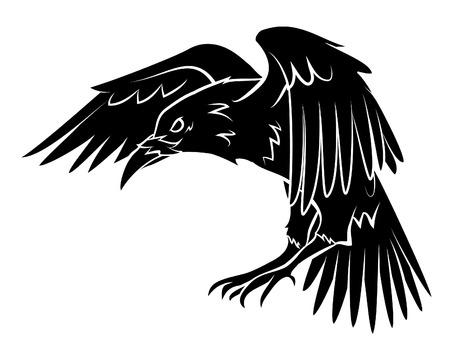 crows: Raven
