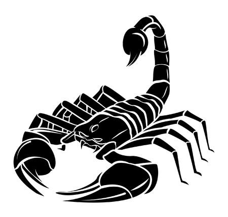 scorpion: Scorpion MAscot Tattoo