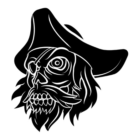 pirated: Pirated Skull
